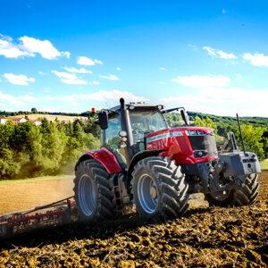 A. Tractors