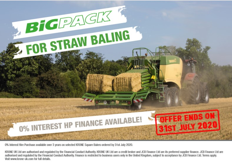 Krone Big Pack Offer