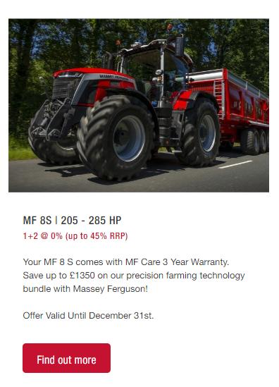 MF 8S Finance flyer